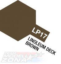 LP-17 Linoleum Braun (Dkl.)10ml (VE6) - festék