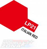 LP-21 Ital. Rot 10ml (VE6) - festék