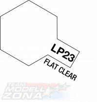 LP-23 Klarlack matt 10ml (VE6) - festék
