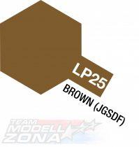 LP-25 JGSDF Braun matt 10ml (VE6) - festék