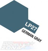 LP-27 Dt. Grau matt 10ml (VE6) - festék