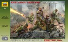 Zvezda Soviet Assault Troops WWII