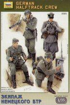 Zvezda German Halftrack Crew (II.vh.)