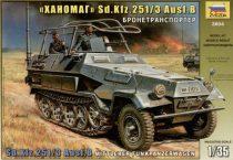 Zvezda Sd.Kfz.251/3 Ausf. B