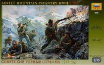 Zvezda Soviet Mountain Infantry WWII 1942