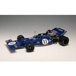 Ebbro Tyrrell 003 Monaco GP 1970 - makett