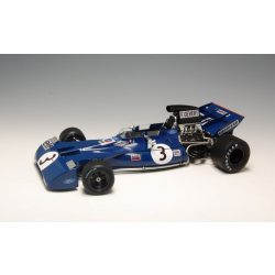 Ebbro Tyrrell 003 German GP 1970 - makett