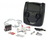 X4 Quadrocopter micro FPV
