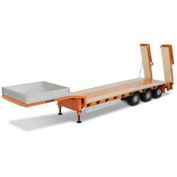 Carson nehézgép szállító trailer