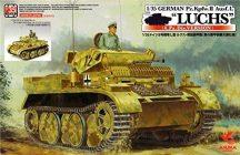 Asuka German Pz.Kpfw.II Ausf. L LUCHS (4.Pz Division)