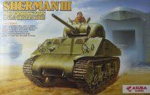 Asuka British SHERMAN 3 (Mid Production)