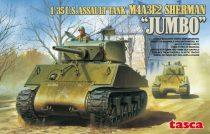 """Asuka US M4A3E2 SHERMAN """"Jumbo"""""""