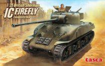 Asuka British Sherman FIREFLY IC conmposite hull