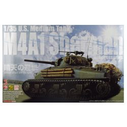 Asuka US SHERMAN M4A1 Limited - makett