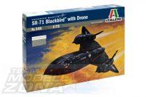 Italeri SR-71 BLACK BIRD