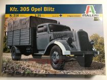 Italeri Opel Blitz Deut. Truck 3t Type S