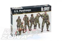 Italeri U.S. Paratroops