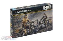 Italeri U.S. MOTORCYCLES