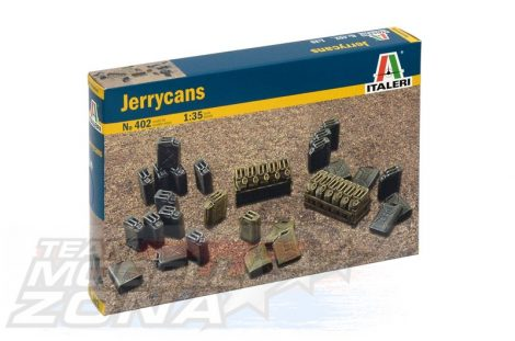 Italeri Jerry Cans