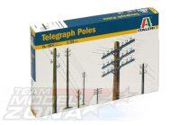 Italeri Telegraph Poles