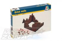 Italeri BRICK WALLS