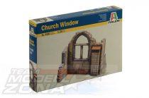 Italeri Church Window