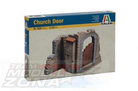 Italeri Church Door