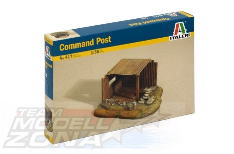 Italeri Command Post