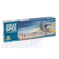 Italeri - 1:720 Admiral Graf Spee- makett