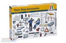 Italeri Truck Shop Accessories