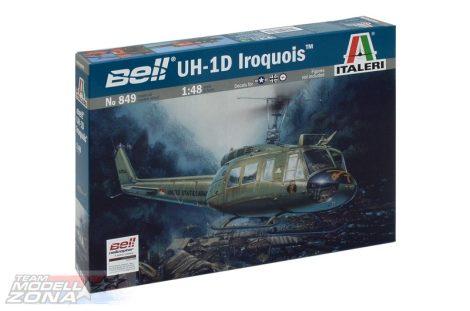Italeri UH-1D Slick