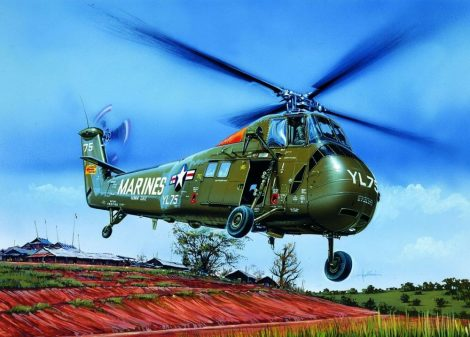 Italeri UH-34J Sea Horse