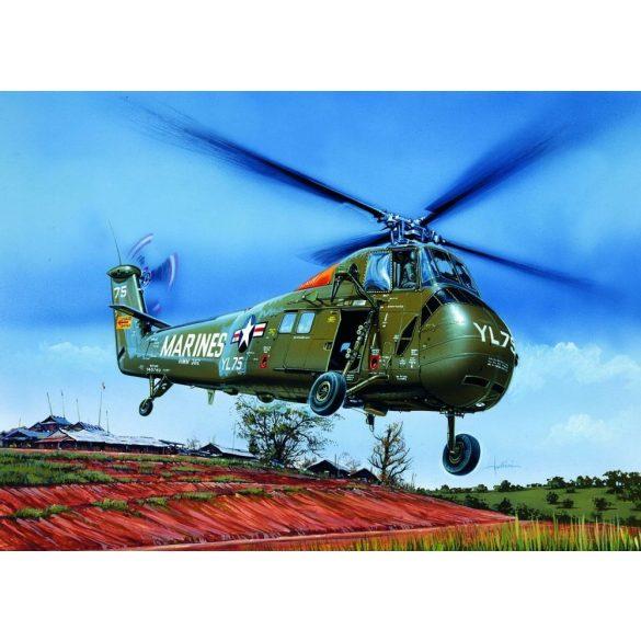 Italeri UH-34J Sea Horse - makett
