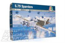 Italeri SM-79 SPARVIERO