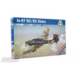 Italeri JU-87 B2 STUKA - makett