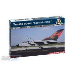 Italeri Tornado IDS/ECR Special Colors - makett