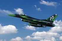 Italeri F-16 ADF/AM Special colors