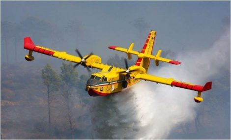 Italeri Canadair CL-415