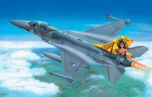 Italeri F-16 FIGHTING FALCON