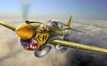 Italeri P-40E/K - Kittyhawk