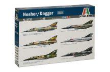 Italeri Nesher / Dagger