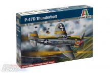 Italeri P-47D Thunderbolt