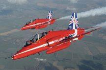 Italeri Hawk T1A Red Arrows 50 display seasons