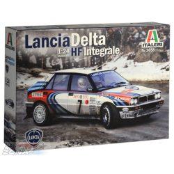Italeri - 1:24 Lancia HF Integrale - makett