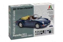 Italeri Porsche 911 Carrera Cabrio