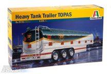 Italeri Heavy Tank Trailers TOPAS
