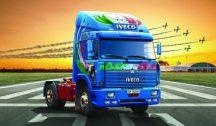 Italeri Iveco Turbostar TRICOLORE