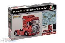 Italeri Scania R560 V8 Higline