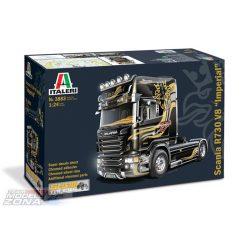 Italeri Scania R730 Topline Imperial- makett