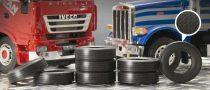 Italeri Truck Rubber Tyres